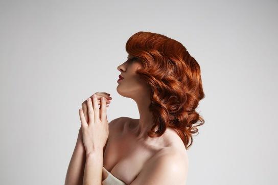 Devroe haircare campaign